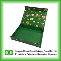merry christmas paper custom design packaging box cardboard box for ornament