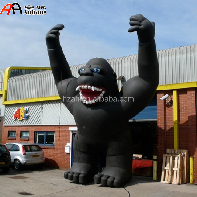 Giant Inflatable Gorilla/ Giant Inflatable Chimpanzee
