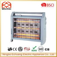 Wholesale 3 Bar 1500W Quartz Space Heater