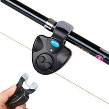 Fish Tools Outdoor Rod Electronic LED Light Fish Bite Sound Alarm Bell
