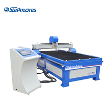 Best price 1.5x3m metal Stainless Steel cutter CNC Plasma Cutting Machine with THC