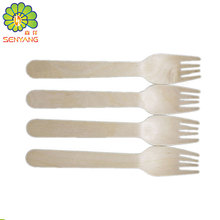 cheap price custom oem printed disposable wooden cutlery