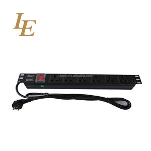Universal Type 3 Phase Monitored socket Pdu