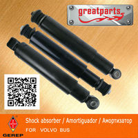 Hot sale Bus shock absorber for VOLVO B 10/B12 3178738