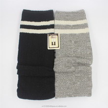 Pretty Bowknot Long Style Leg Warmer Fluffy Socks Winter Long Socks For Women