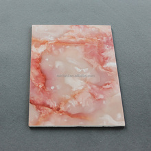 Pvc Panel Marble Stone 3mm Thick Plastic Sheet for decoration