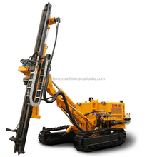 High Quality 90-130mm crawler drilling rig,drilling equipment HC726A with diesel engine