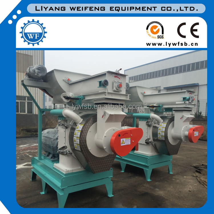 Low price of wood energy sources pellet mill machine with CE certificate
