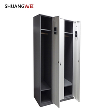 Malaysia Office Furniture Three Door Steel Wardrobe
