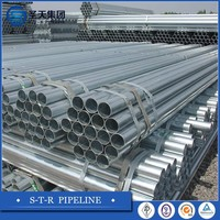 ASME ASTM seamless galvanized pipe/ hot gi pipe