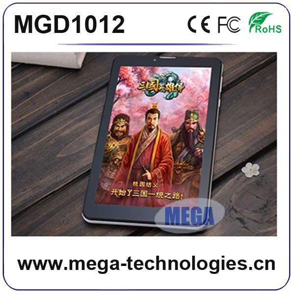 Wholesale Cheapest MTK8312 7 Inch Dual Core 3G Tablet PC with Leather Case