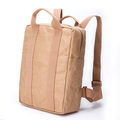 2017 manufacturer Eco-friendly fashion washable brown kraft paper bag laptop