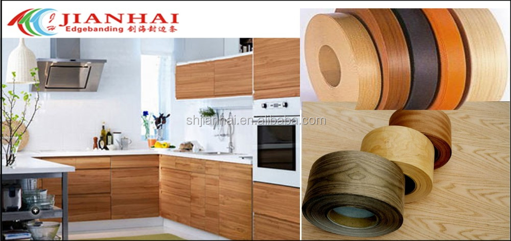 Hot selling pvc abs plastic edge banding tape for cabinet for Abs trimming kitchen cabinets
