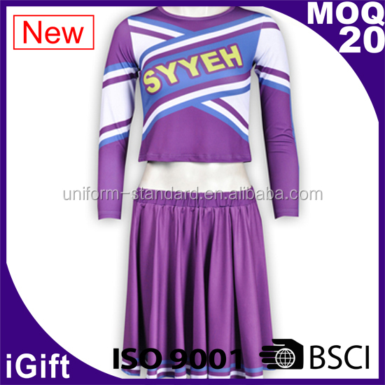 Manufacturers Wholesale Sexy girl Cheerleader Uniform