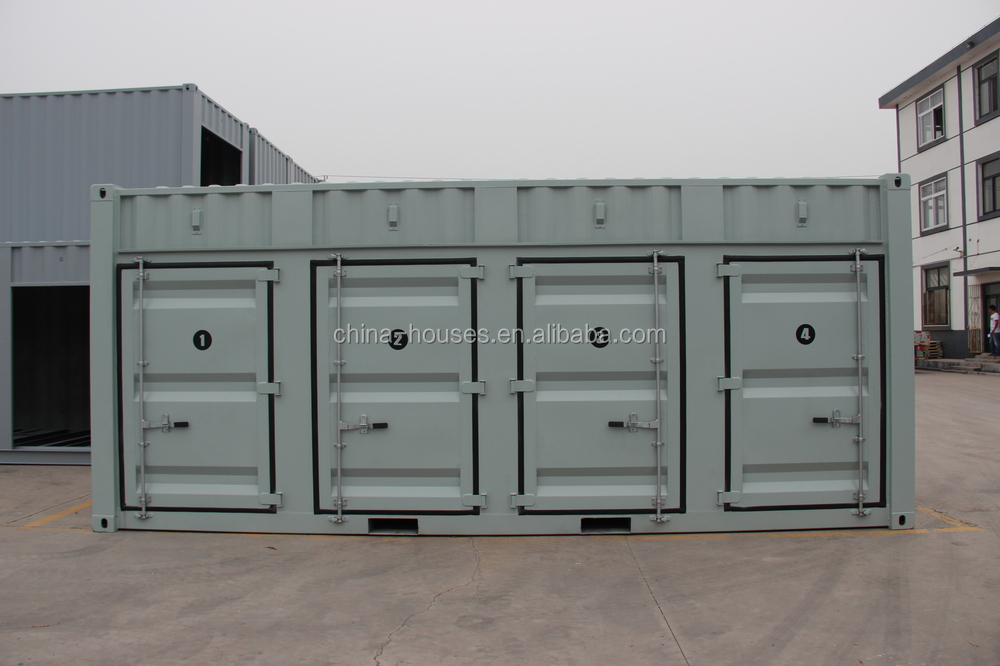 Container Door 20' and 40' Container Storage