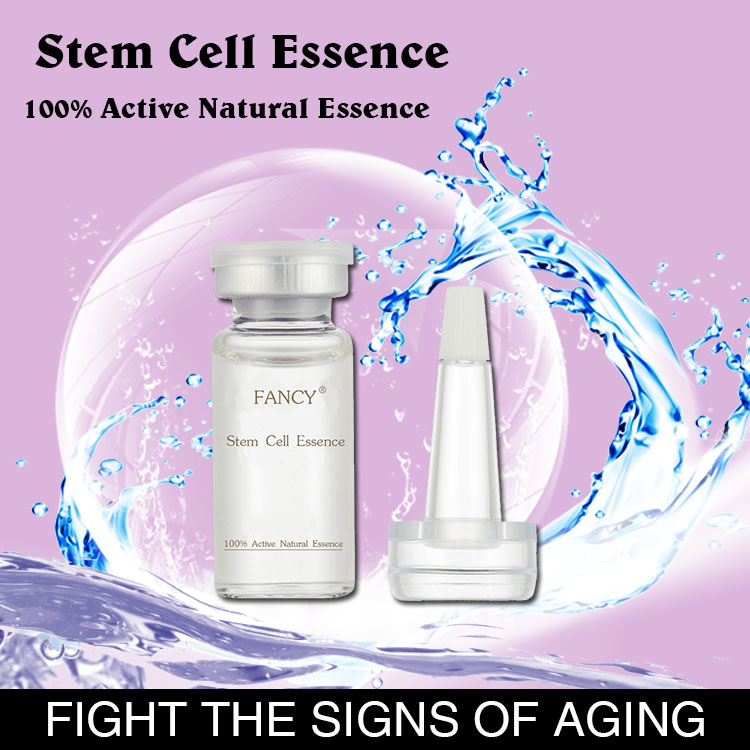 oem/odm natural skin regeneration anti wrinkle skin firming stem cell serum
