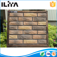 Facing brick,cast stone,wall rock decoration