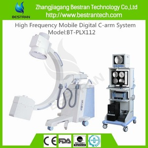 China BT-PLX7000B High Frequency Mobile Digital C-arm System, medical equipment for sale agfa drystar dt2b x-ray machine