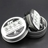 NK factory supply triple fused clapton Ni80 wire 26ga three core parallel clapton for ecig rebuild atomizer