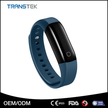 Fashionable Fitness Tracker Heart Rate Smart Wristband for sale
