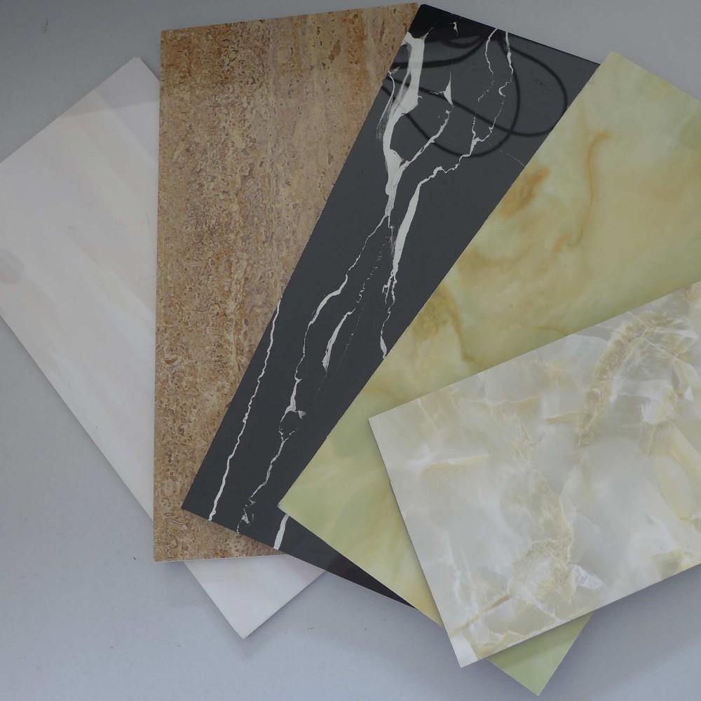 Pvc Sheets Product: Wholesale Imitation Marble Pvc Panel/pvc Sheet/pvc Board