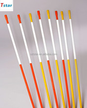 Hot sell Fiberglass reflective Road marker, snow marker, road stake