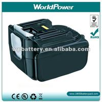 14.4V 3Ah Replacement Battery for Makita