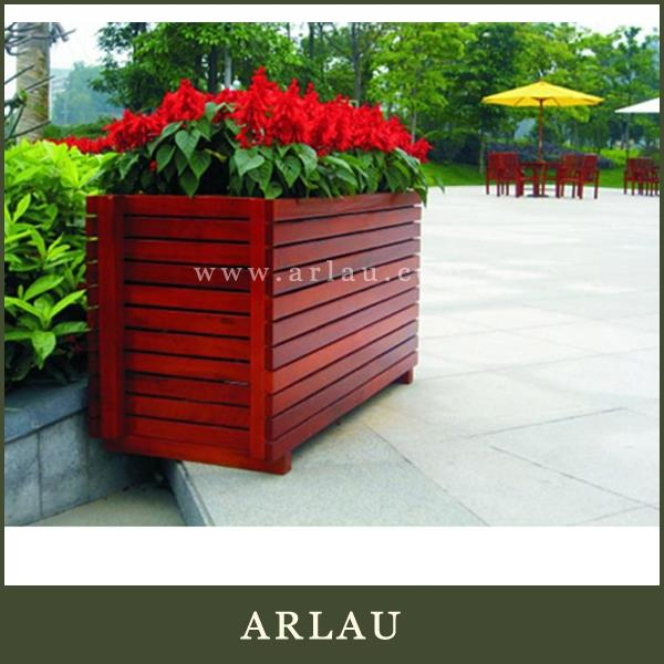 Plastic modern pot and planter for garden with great price