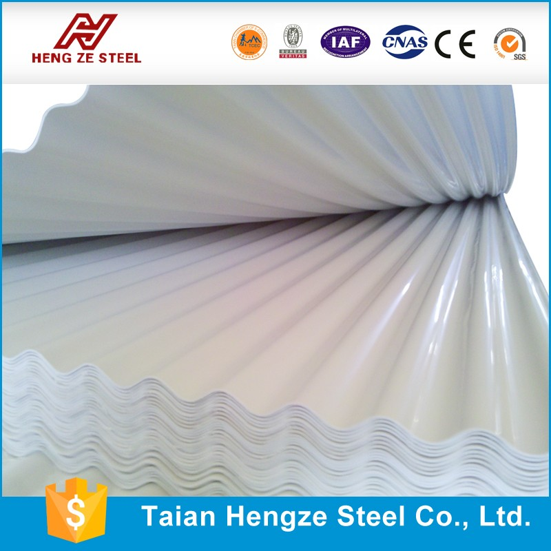 cheap construct roofing material coloured glaze asphalt roofing sheet made in China