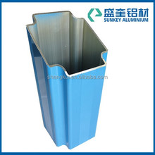 Profil de aluminium Extrusion Profile Powder Coated Extrusao de aluminio Industrial Aluminio Profile