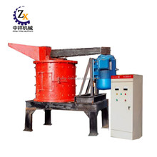 Factory Price waste plant bottle glass recycling machine to recycle glass