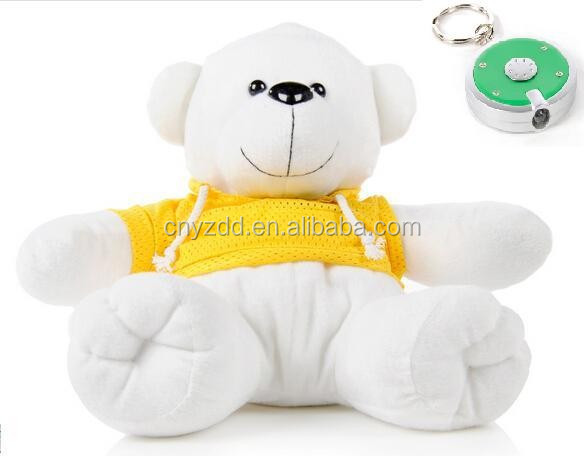 New plush Custom glow in the dark bear toy/ Plush Glow In Teddy Bear