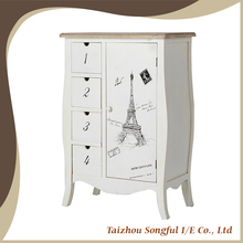 white storage cabinet, chest drawer, wooden chest of drawers