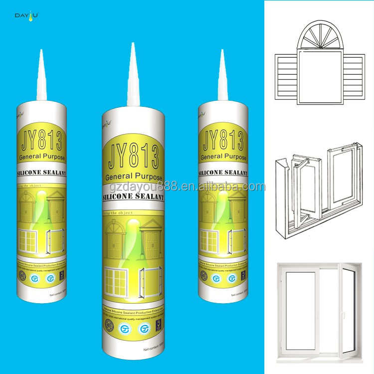 gp glass acid glue / silicone sealant / adhesive sealant