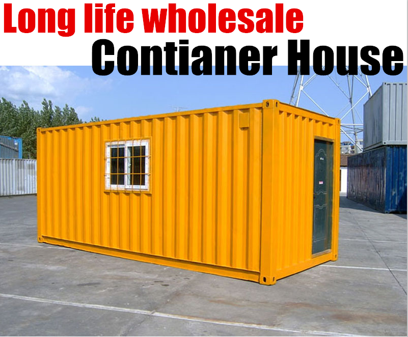 Modular Office 40 New Street Dismountable Long Life Container