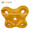 0.9mm PVC Inflatable Water Toy, Inflatable Floating Water Ring for Swimming Pool
