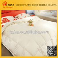 Home textile and hotel bedding soft feather down proof cotton