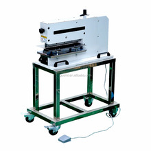 Guillotine type Automatic V-cut PCB Cutting Machine for Aluminum Board and FR4 Board