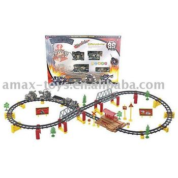 rct-2823 RC railway train with music for arm