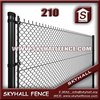 High Quality Powder Coated Playground Cyclone Fence