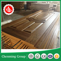 Interior wooden MDF Moulded door