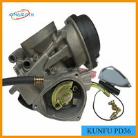 China dirt bike motorcycle KUNFU PD36 cheap carburetor