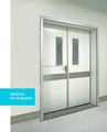 hospital clean room door