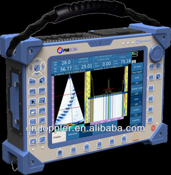 Portable Ultrasonic phased array flaw detector--PHASCAN 16/64