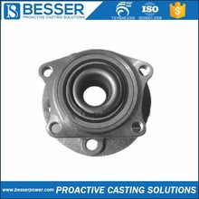 X5CrNiMo1812 stainless steel 45# cast steel 1.0569 cast steel silicone lost wax casting electric bicycle hub motor kit supplier