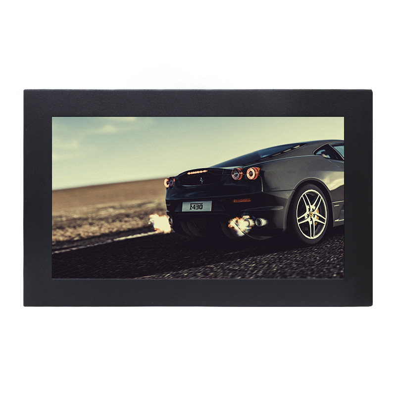 10.1 inch open frame embedded  resistive  touch lcd monitor with 1280*800 IPS panel
