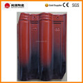 Chinese 300*400mm double color roof tile for dealer