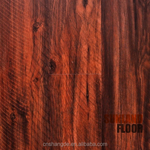 German HDF Water Resistant High Gloss Wood Laminate Flooring