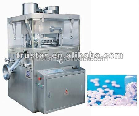 chemical pill stainless stell press