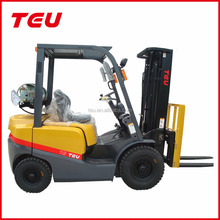 China top brand teu 1.8t petrol fork lift